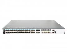 S5720-36C-EI-28S-DC (28 Gig SFP,4 of which are dual-purpose 10/100/1000 or SFP,4 10 Gig SFP+,with 1 interface slot,with 150W DC power supply)