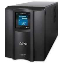 APC SMC1000I uninterruptible power supply (UPS) Line-Interactive 1000 VA 600 W 8 AC outlet(s)