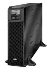APC Smart-UPS On-Line uninterruptible power supply (UPS) Double-conversion (Online) 5000 VA 4500 W 12 AC outlet(s)