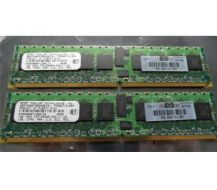 HP 2GB memory(2 sticks x 2GB) PC2-3200 2700 400Hz ECC for DL380 and ML370 G4 servers