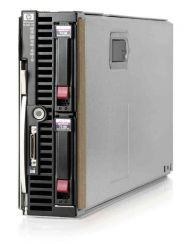 HP ProLiant BL460c G7-Server-blade-2-way-1 x Xeon E5640 / 2.66 GHz-RAM 6 GB
