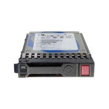 HP Enterprise Mainstream-Solid state drive-100 GB-hot-swap-3.5