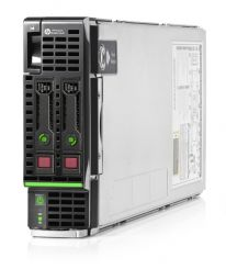 HP ProLiant BL460c Gen8-Server-blade-2-way-1 x Xeon E5-2650LV2 / 1.7 GHz