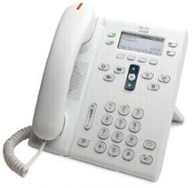 Cisco Unified IP Phone 6941 Slimline-VoIP phone-SCCP-2 x Ethernet