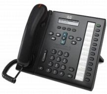 Cisco Unified IP Phone 6961 Standard-VoIP phone-Integrated Ethernet switch