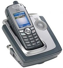 Cisco Unified Wireless IP Phone 7925G-Wireless VoIP phone