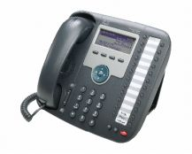 Cisco Unified IP Phone 7931G-VoIP phone-SCCP, SIP, SRTP-multiline-silver, dark gray