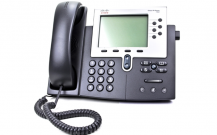 Cisco IP Phone 7940G-VoIP phone-with 1 x user licence -Multiple VoIP protocol