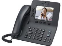 Cisco Unified IP Phone 8941 Standard-IP video phone-SCCP, SIP-multiline