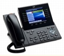 Cisco Unified IP Phone 8961 Standard-VoIP phone -SIP-multiline-charcoal gray