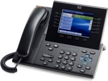 Cisco Unified IP Phone 9951 Standard-VoIP phone-SIP-multiline -charcoal gray