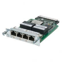 Cisco Clear Channel-Expansion module-MLPPP, FRF.16-4 ports-T-1/E-1