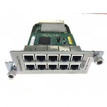 JUNIPER NETWORKS PB-10CHT1-RJ48-QPP 10 PORT CHANNELIZED T1 TO DS0 IQ PIC