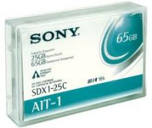 Sony AIT-1 25gb / 65GB Tape Cartridge-Advance Metal Evaporated (AME)