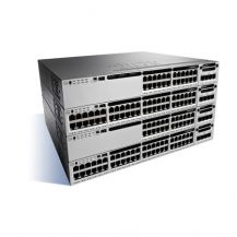 Cisco Catalyst 3850-24P-E -L3-managed-24 x 10/100/1000 (PoE+)  rack-mountable