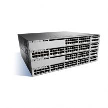 Cisco Catalyst 3850-24T-E -L3-managed-24 x 10/100/1000 rack-mountable