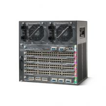 Cisco Catalyst 4506-E-managed- 96 x 10/100/1000 + 2 x X2-rack-mountable-PoE