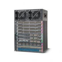 Cisco Catalyst 4510R-E Switch Chassis with PoE-slot  24 Gbps to 48 Gbps